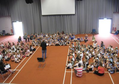 Infant Day July 2017 All schools taking part